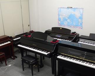 ピアノ写真
